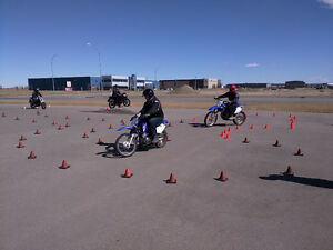 Beginner Motorcycle Lessons - Spring is here!