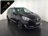 2013 RENAULT GRAND SCENIC DYNAMIQUE TOMTOM DCI 1 OWNER FULL HISTORY FINANCE PX