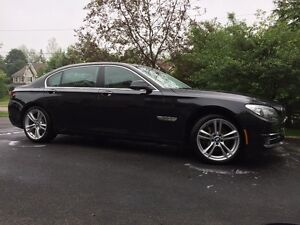 2013 BMW séries7 740LI Xdrive allongé, 750i 41300km Wow!