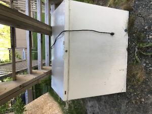 Deep freezer in working condition