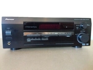 Pioneer Receiver Audio/Video Multi-Channel Receiver VSX-D411