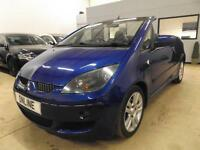 MITSUBISHI COLT CZC TURBO, Blue, Manual, Petrol, 2008