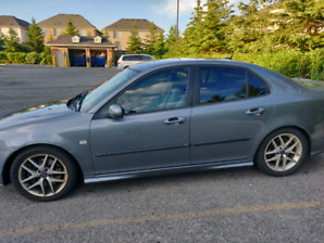 F:S 2007 Saab Aero 6 speed manual