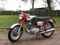 Honda CB77 Super Hawk 305cc 1964 Rare Classic Japanese Motorcycle !!