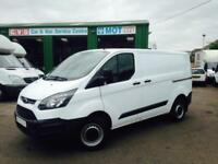 2014 64 Ford Transit Custom 2.2TDCi (100PS) 290 L1H1 - Diesel Van