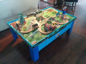 Thomas Train Set with Table