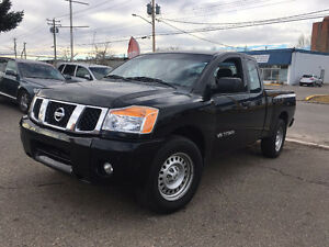 2008 Nissan Titan XE Pickup Truck LOW LOW KM! /  MINT CONDITIONS