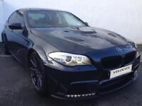 2013 M BMW 5 SERIES 4.4 M5 4D AUTO FULL HAMANN 790 BHP CONVERSION PX/FINANCE