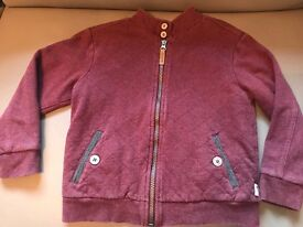 Original Ted Baker Sweat Top Age 4-5