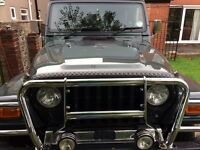 Sahara Jeep Wrangler 51 Plate Low Mileage