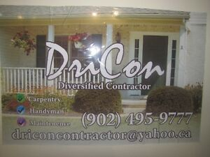 DriCon Contractor / Property Management Services