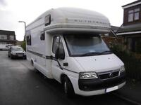 AUTOTRAIL CHEYENNE 634SE, 4 BERTH, L SHAPED LOUNGE, LOW MILEAGE