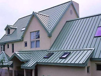 TIN ROOFING and SIDING 2.50 sq
