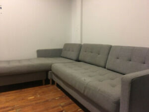 SECTIONAL SOFA FROM CB2