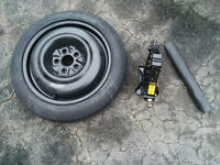 Spare Tire Kit with tire