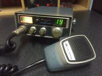 CB RADIO EQUIPMENT WANTED