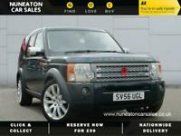 2006 Land Rover Discovery TDV6 S SUV Diesel Manual