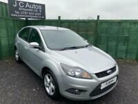 2011 FORD FOCUS 1.6 ZETEC 65914 MILES WITH FULL HISTORY