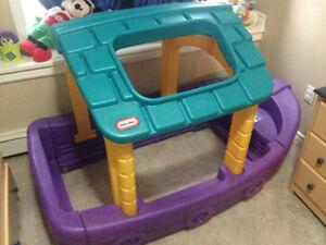 Little Tikes Noah's Ark Toddler Bed