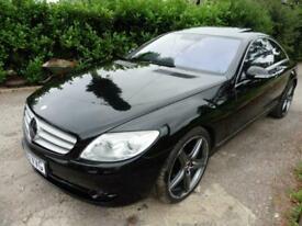 image for 2009 Mercedes-Benz CL CL 500 2dr Auto COUPE Petrol Automatic