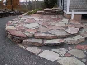 *** Landscaping rock -  FLAGSTONE ***