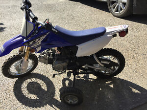 For sale Kids dirt bike never used