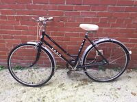 Vintage ladies puch bike 70's