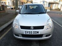 2005 SUZUKI SWIFT 1.3 GL 5dr, 5 Speed, C d, Rem Locking