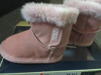 Soul Cal Baby Girl Winter Boots - Infant 2