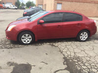 ATTENTION BARGAIN HUNTERS 09 NISSAN SENTRA ONLY $3900!