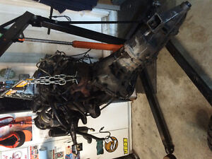 2.2l Chevy s10 motor and 5 speed