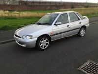 FORD ESCORT 1.6 **45,000** 1 OWNER FROM NEW focus astra golf civic megane