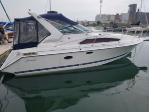 30' Boat and sea doo package