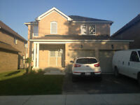 4 bedroom House for Rent - available july 1 - Brantford