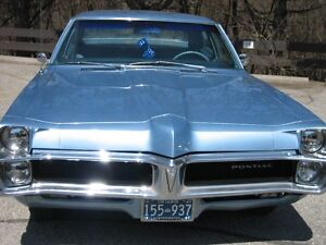 Excellent condition and Must see--1967 Pontiac Strado Chief