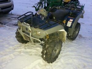 2002 bombardier 650 quad for parts or project