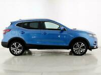 2017 Nissan Qashqai 1.5 dCi N Connecta 5dr SUV 5 Seats SUV Diesel Manual