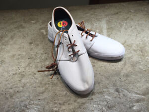 Polo Canvas Shoes Sized 16