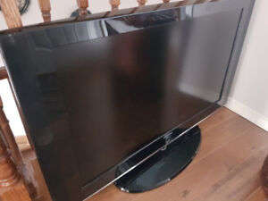"""Free 40"""" Samsung TV for pickup"""
