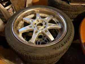 Motegi wheels and tires for sale Regina Regina Area image 3