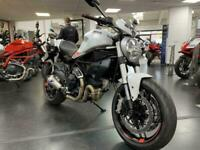 Ducati Monster 797 - Only 75 miles - Loads of goodies included