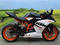 KTM RC390 2016 *ONE OWNER 500 MILE BIKE!*