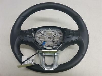 Peugeot 2008 2013 To 2016 Leather Steering Wheel Multifunction OEM + WARRANTY