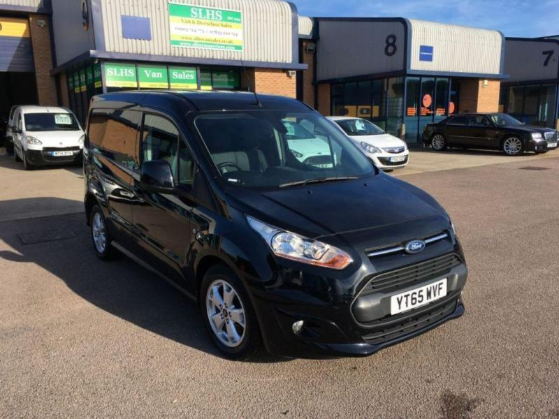 2015 65 FORD TRANSIT CONNECT 1.6 200 LIMITED