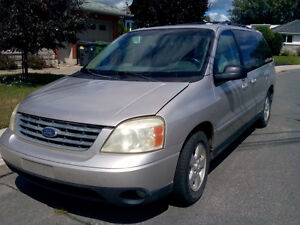 2004 Ford Freestar Fourgonnette, fourgon