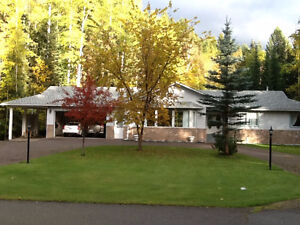 PRICE REDUCED!!  MUST SELL in North Nechako on 1 Acre Lot
