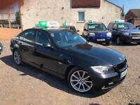 2006 55 BMW 320D 2.0 TD SE 5 DOOR SALOON LONG MOT PARKING SENSORS WARRANTY