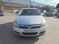 Vauxhall Astra 1.6i 16v Club 5 DOOR - 2004 04-REG - 2 MONTHS MOT