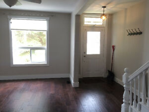 Beautiful, Renovated 2 Bedroom House Downtown Kingston!