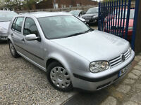 ✿Volkswagen Golf 1.9 TDI PD SE 5d ✿ONE OWNER✿